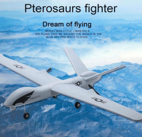 aviones teledirigidos de gasolina