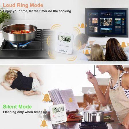 mejores temporizadores de cocina
