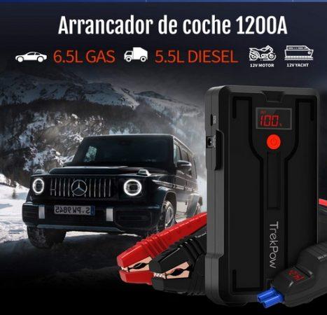 bateria portatil coche