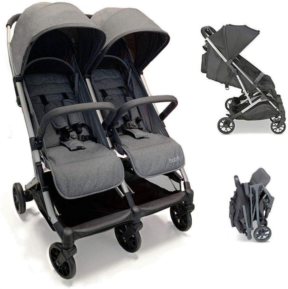 coches gemelares para bebés