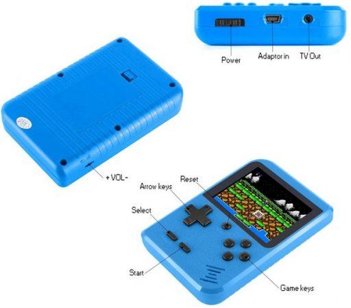 juegos portatiles