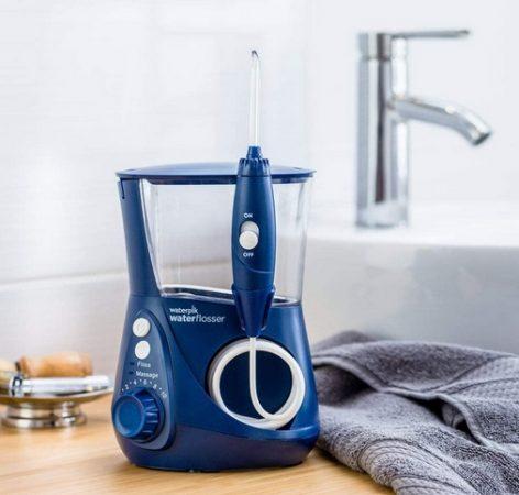 limpieza dental laser