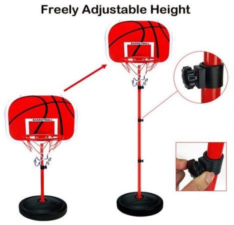 aros de basquet infantiles