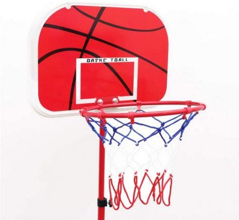 canasta infantil de basquet