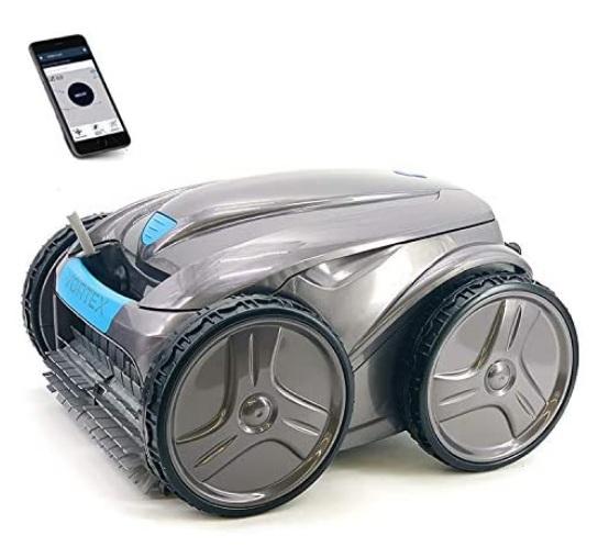 limpiafondos robóticos