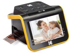Inmortaliza recuerdos con un scanner de diapositivas y negativos