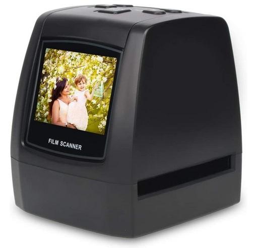 scanner de pelicula fotografica