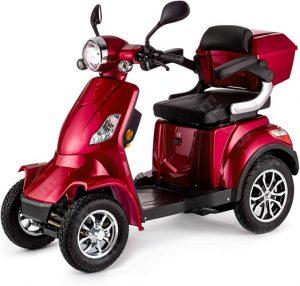 Los 6 mejores scooters eléctricos para adultos mayores